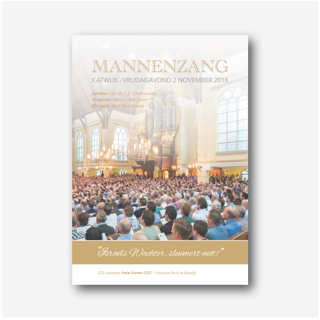 Mannenzang November 2018