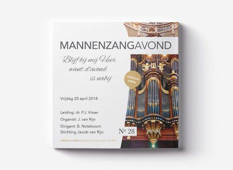 Mannenzang in beeld! - DVD, collectors item